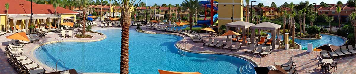 Orlando Hotels with Outdoor Pool